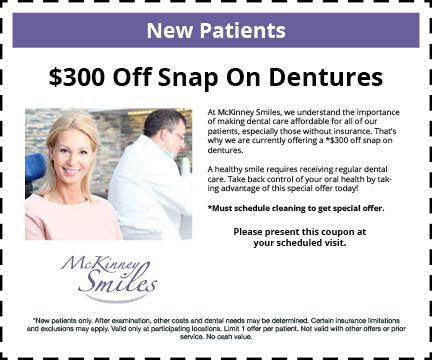 Cosmetic dentistry McKinney