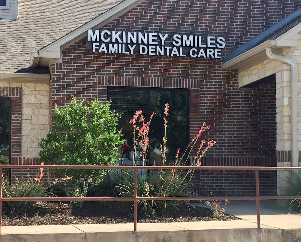 dentist in McKinney, TX